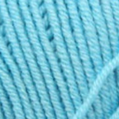 Пряжа Сеам Шампань (Пряжа Сеам Шампань, цвет 261 насыщенный небесно-голубой)