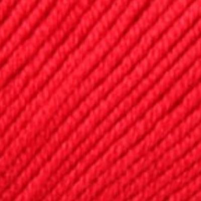 Пряжа Сеам Шампань (Пряжа Сеам Шампань, цвет 614 насыщенный красный)