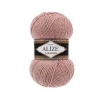 Пряжа Ализе Лана Голд (173 вялая роза)