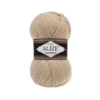 Пряжа Ализе Лана Голд (Пряжа Ализе Лана Голд, цвет 680-Медовый)