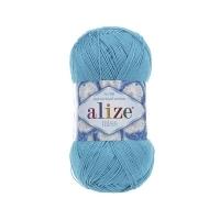 Пряжа Ализе Мисс (Пряжа Ализе Мисс, цвет 16-голубой)