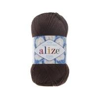 Пряжа Ализе Мисс (26 коричневый)