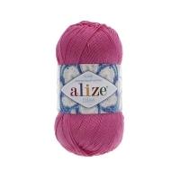 Пряжа Ализе Мисс (130 розовый)
