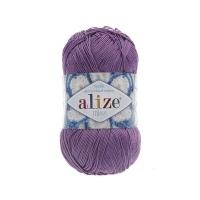 Пряжа Ализе Мисс (247 сиреневый)