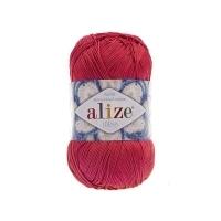 Пряжа Ализе Мисс (366 гранатовая роза)