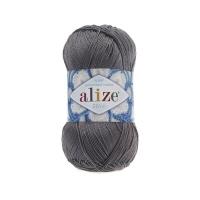 Пряжа Ализе Мисс (476 темно-серый)