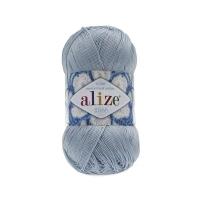 Пряжа Ализе Мисс (Пряжа Ализе Мисс, цвет 480С-Голубой)