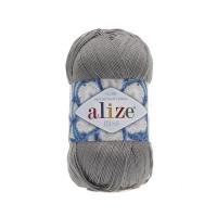 Пряжа Ализе Мисс (Пряжа Ализе Мисс, цвет 496-Серый)