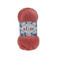 Пряжа Ализе Мисс (619 коралловый)