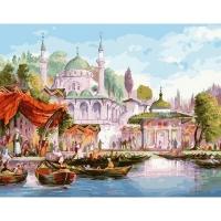 Картина по номерам GX 27177 Стамбул 40*50