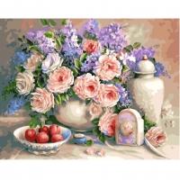 Картина по номерам GX 29436 Прекрасный натюрморт 40*50