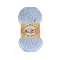 Пряжа Ализе Софти (183 светло-голубой)