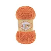 Пряжа Ализе Софти (336 оранжевый)