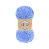 Пряжа Ализе Софти (40 голубой)