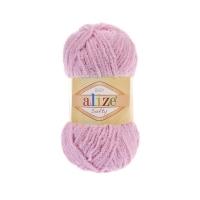 Пряжа Ализе Софти (98 розовый)