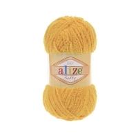 Пряжа Ализе Софти (216 желтый)