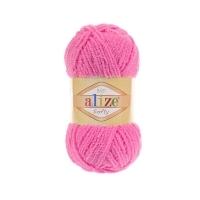 Пряжа Ализе Софти (157 розовый неон)
