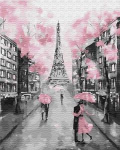 Картина по номерам GX22055 Гламурный Париж
