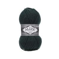 Пряжа Ализе Суперлана Макси (426 темно-зеленый)