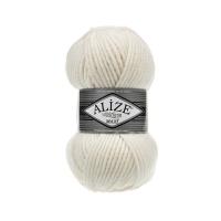 Пряжа Ализе Суперлана Макси (450 жемчужный)