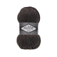 Пряжа Ализе Суперлана Макси (810 темно-коричневый)