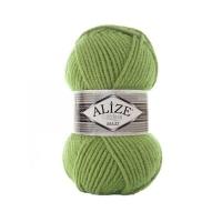 Пряжа Ализе Суперлана Макси (485 зеленая черепаха)