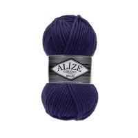 Пряжа Ализе Суперлана Макси (388 пурпурный)