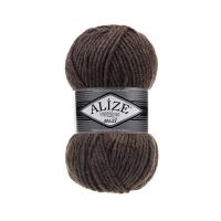 Пряжа Ализе Суперлана Макси (240 св.коричневый меланж)