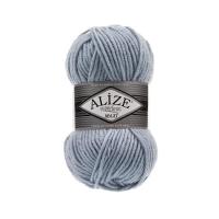 Пряжа Ализе Суперлана Макси (480 св. голубой)