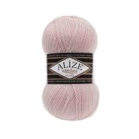 Пряжа Ализе Суперлана Классик (271 жемчужно-розовый)