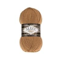 Пряжа Ализе Суперлана Классик (499 молочно-коричневый)