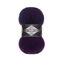 Пряжа Ализе Суперлана Миди (388 пурпурный)