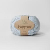 Пряжа Papyrus Fibra natura (229-13 голубой)