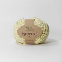 Пряжа Papyrus Fibra natura (229-03 св.желтый)