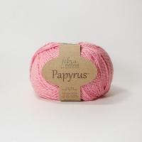 Пряжа Papyrus Fibra natura (229-07 розовый)