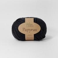 Пряжа Papyrus Fibra natura (229-26 черный)