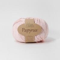 Пряжа Papyrus Fibra natura (229-05 розовый)
