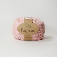 Пряжа Papyrus Fibra natura (229-06 гр.розовый)