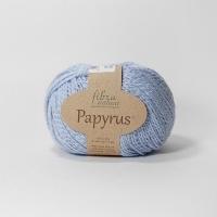 Пряжа Papyrus Fibra natura (229-14 светло-голубой)