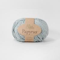 Пряжа Papyrus Fibra natura (229-19 серо-голубой)