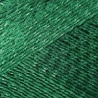 Пряжа Камтекс Бусинка (109 зелёный яркий)