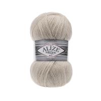 Пряжа Ализе Суперлана Тиг (213 кремовый меланж)