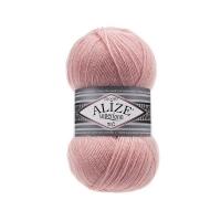 Пряжа Ализе Суперлана Тиг (363 нежно розовый)