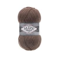 Пряжа Ализе Суперлана Тиг (584 молочно-коричневый)