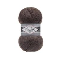Пряжа Ализе Суперлана Тиг (240 св.коричневый меланж)