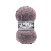 Пряжа Ализе Суперлана Тиг (142 тем.розовый)