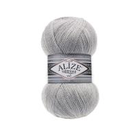 Пряжа Ализе Суперлана Тиг (208 светло-серый)