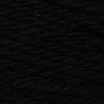 Пряжа Сеам Конкорд 85 (02 черный)