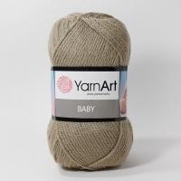 Пряжа YarnArt Baby (218 св.коричневый)