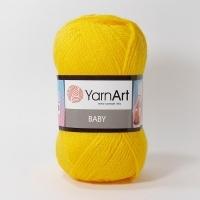 Пряжа YarnArt Baby (32 оранжевый)
